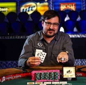 Post image for Poker Author Matros Wins WSOP Mixed Holdem Bracelet
