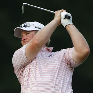 Brad Fritsch plays at the Chiquita Classic on the Web.com Tour in 2012.