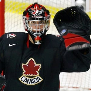 Team Canada Carey Price