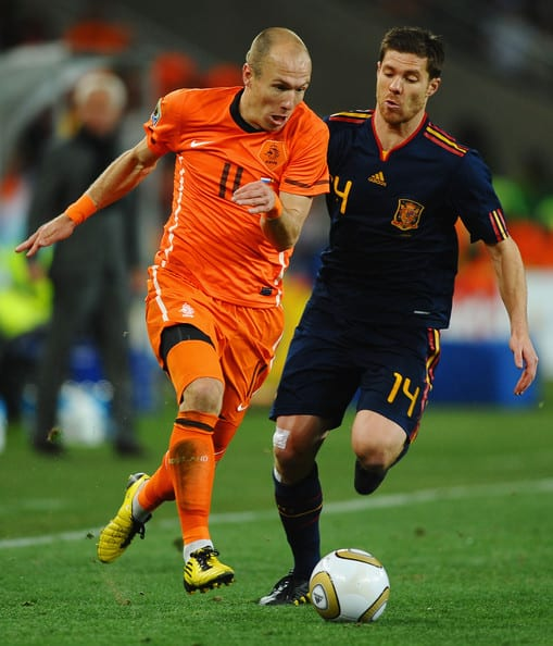 Spain Netherlands World Cup