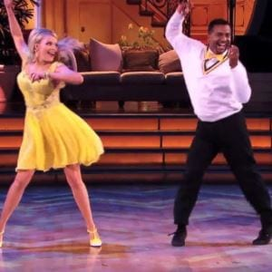 "Post image for Alfonso Ribeiro ""Carltons"" His Way to Victory on Dancing With the Stars"