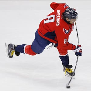 Post image for Ovechkin Scores 50 Goals in a Season for Sixth Time