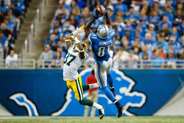 packers at lions odds