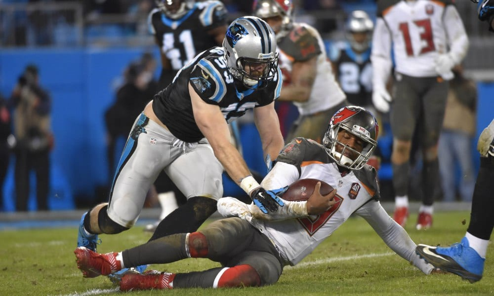 Public Bettors backing Panthers over Bucs on Monday Night Football 10/10/16