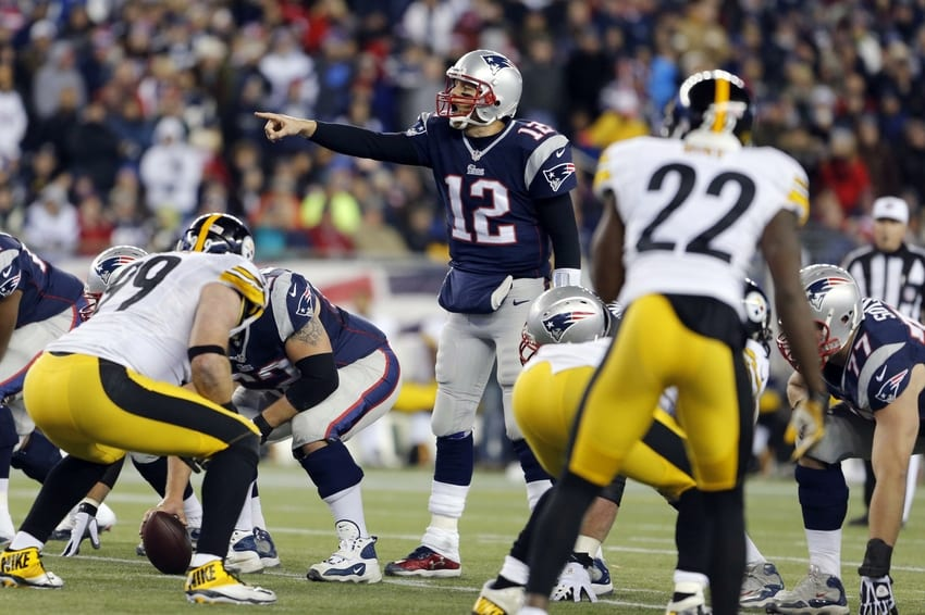 Image result for steelers vs patriots