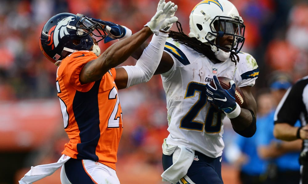 Chargers send Broncos to 1st shutout loss in 25 years, 21-0