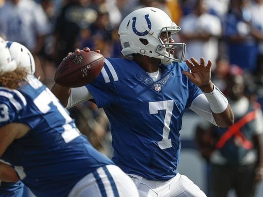 Colts Escape With Win To Cap Off Peyton Manning's Special Weekend