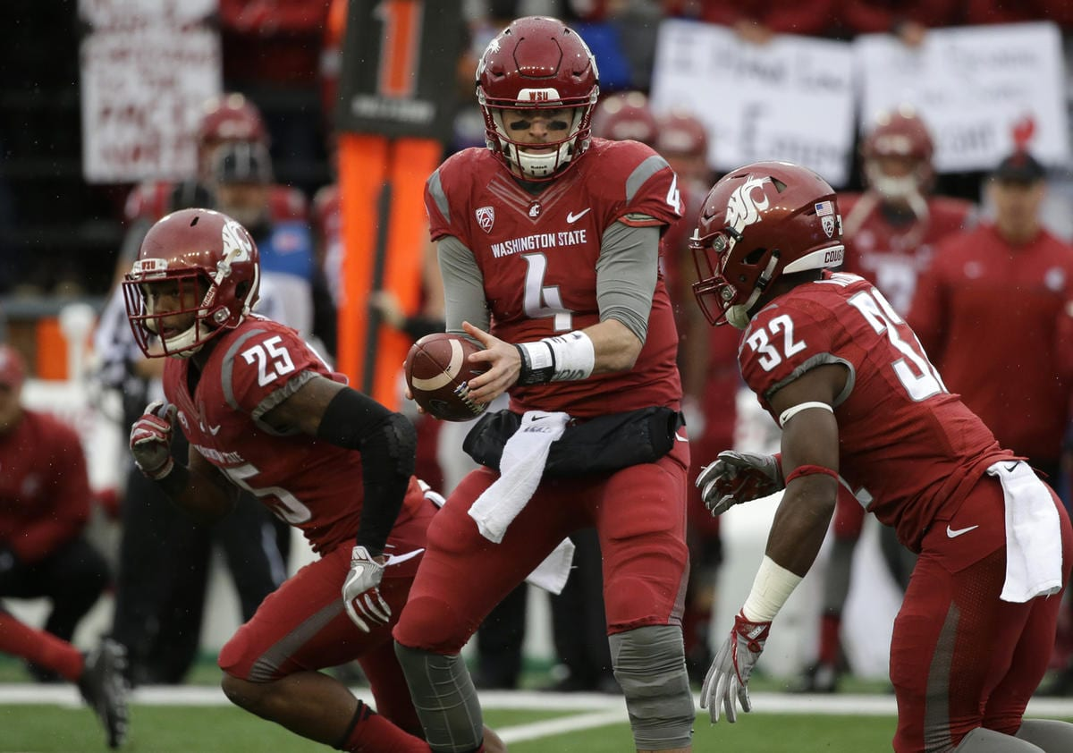 WSU Cougars prepare to take on Michigan State in Holiday Bowl