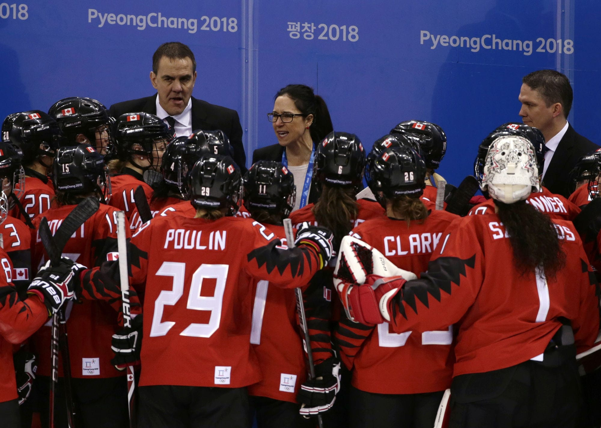 Beijing Olympics will add 2 women's hockey teams