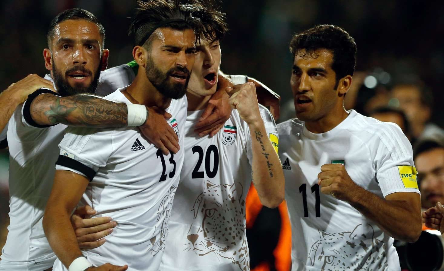 uk availability d38cc 54f55 2018 World Cup Odds and Prediction: Iran Team Betting ...