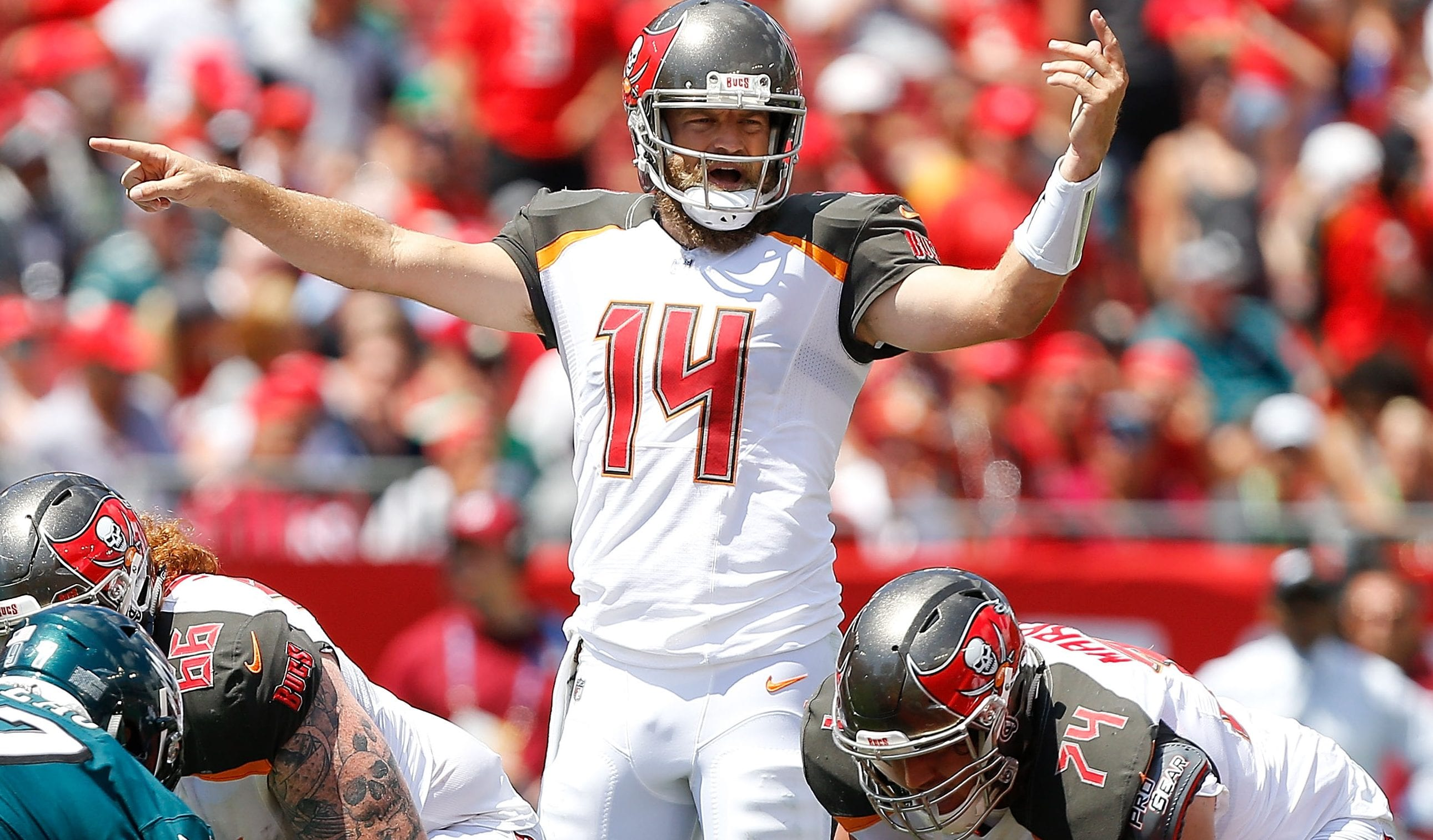 17c79d27 Buccaneers vs. Panthers Point Spread: NFL Week 9 Odds, Prediction ...