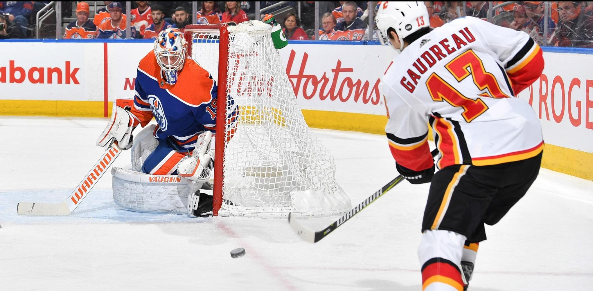 Flames vs. Oilers Prediction  NHL Betting Odds. Andrew Rogers  5548483bf