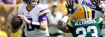 Vikings vs. Packers Point Spread: NFL Predictions, Week 2 Odds