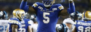Lions vs. Blue Bombers Prediction: CFL Week 12 Point Spread, Odds